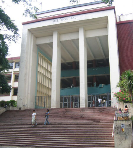 melchor hall