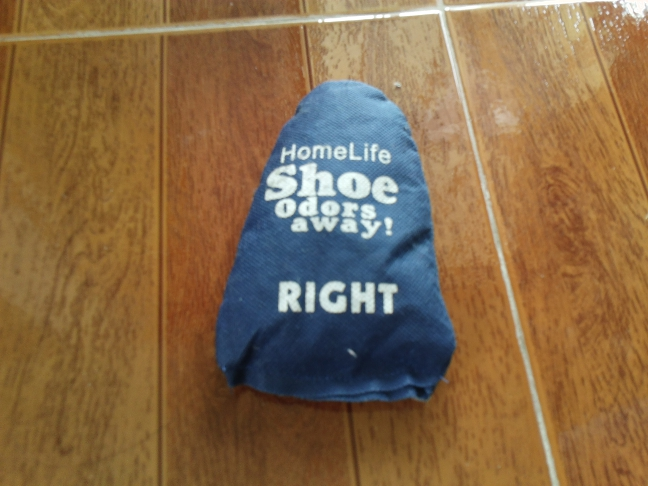 shoe odors away! right